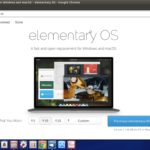 First impressions using Elementary Linux